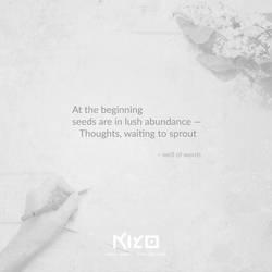 Well of Words by Kiyo-Poetry