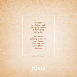 Far Away by Kiyo-Poetry