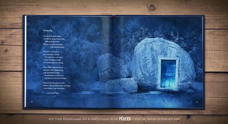 Dreamscape 'Tir Na Nog' (print edition) by Kiyo-Poetry