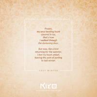 Last Winter by Kiyo-Poetry