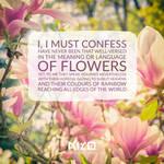 Language of Flowers by Kiyo-Poetry