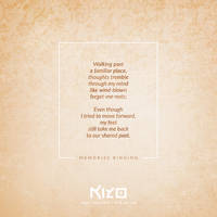 Memories Ringing by Kiyo-Poetry