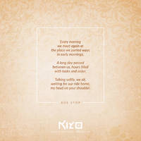 Bus Stop by Kiyo-Poetry