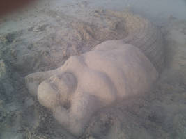 Sand Merman