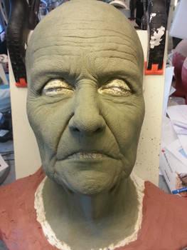 Lucy sculpt