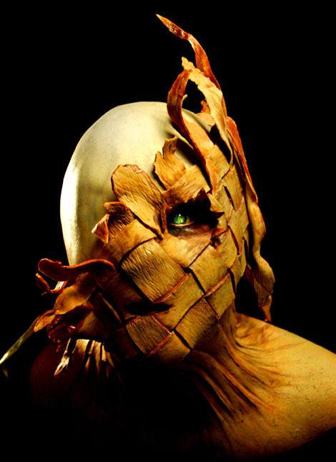 Skinstrip mask