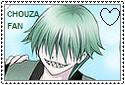 Chouza Stamp by demonicmews