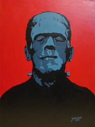 Frankenstein Monster by JesseAcosta