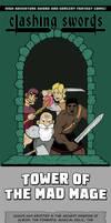 Clashing Swords Mini Comic by JesseAcosta