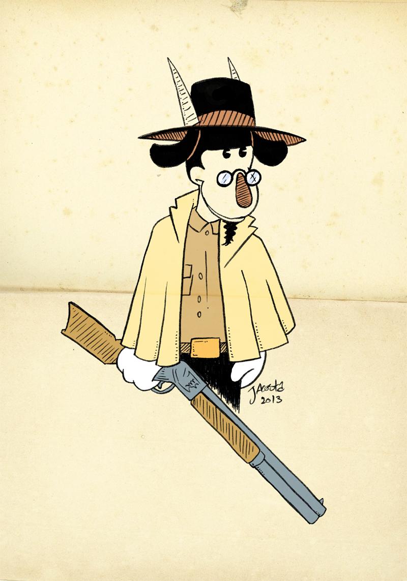Rifleman by JesseAcosta