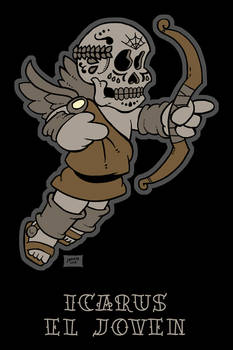 Dia De Los Muertos Kid Icarus