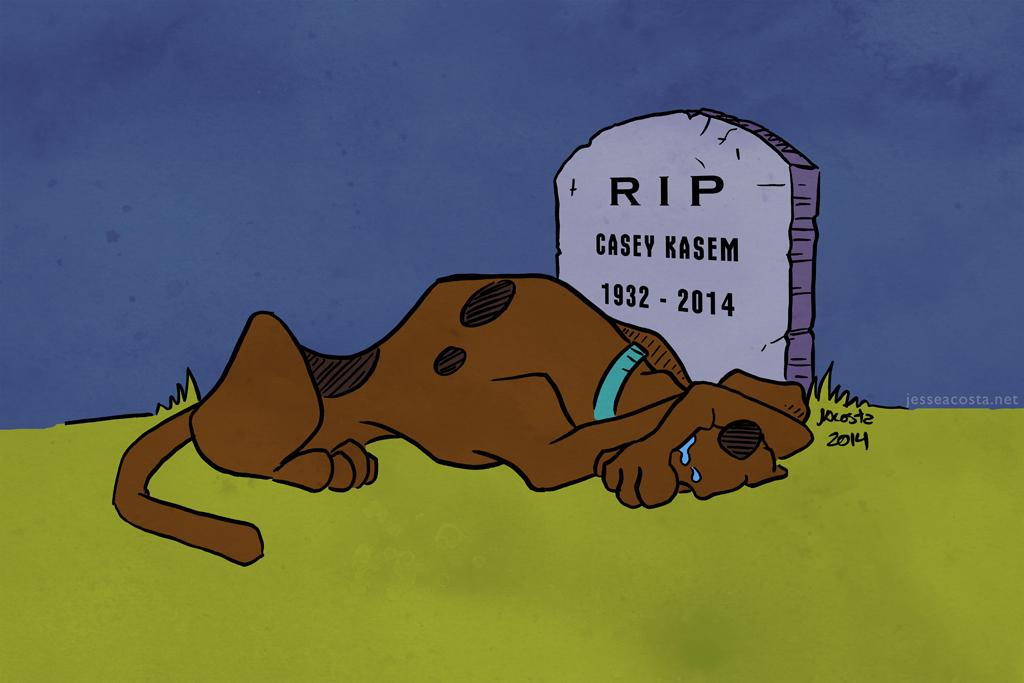 Rest in Peace Casey Kasem by JesseAcosta on DeviantArt