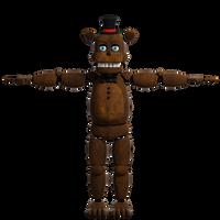 Freddy Fazbear V6