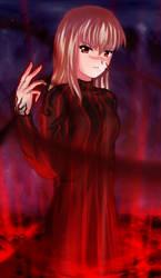 Dark Sakura - Fate Stay Night by p997tt
