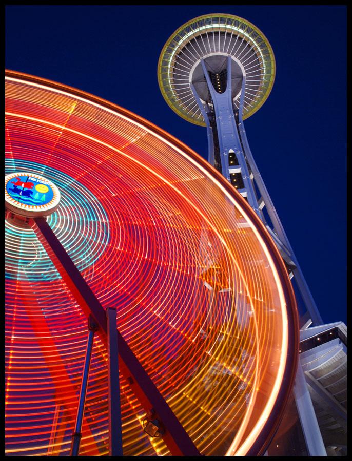 Seattle Center -06- by 32tsunami