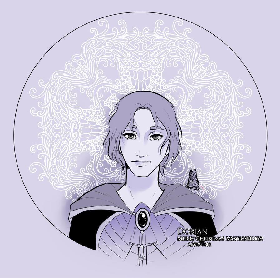 Adventskalender: Dorian for Mysticspirits by fee-absinthe