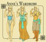 Wardrobe - Anne by fee-absinthe
