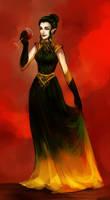 Commission: Aylsa Aleantlarn by fee-absinthe