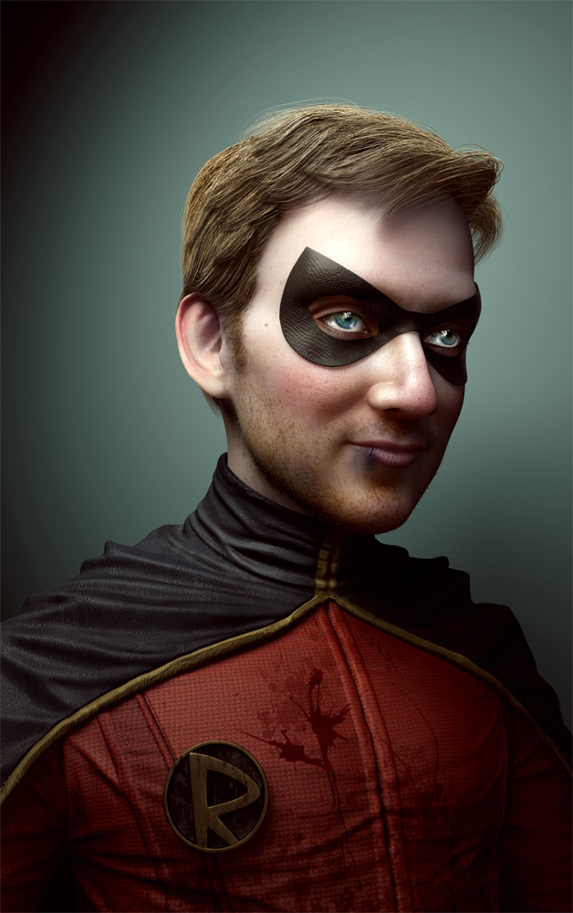 Gotham Characters: Robin, The Boy Wonder by SubversiveGirlArt ... - gotham_characters__robin__the_boy_wonder_by_subversivegirlart-d82o3yw
