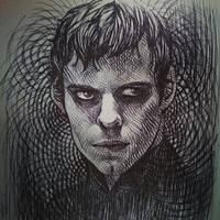 Penny Dreadful: Victor Frankenstein by SubversiveGirlArt