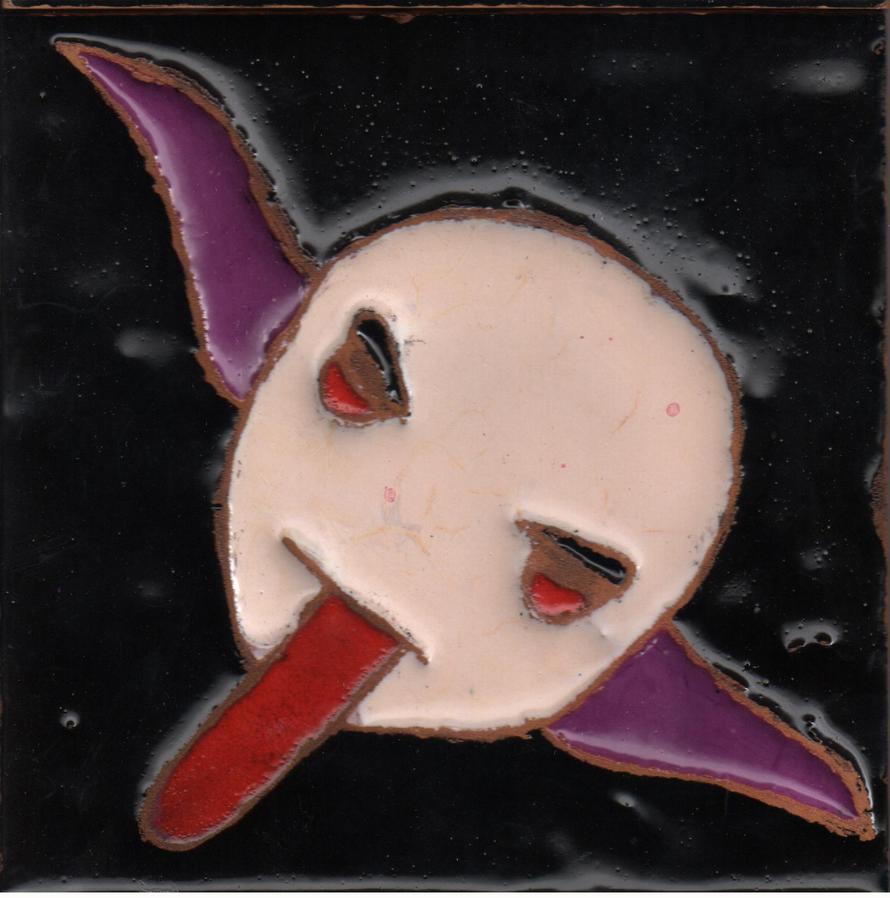 Mascara de los pecados femeninos de Cain by algiel