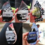 Car air fresheners by Bewilderbeast1