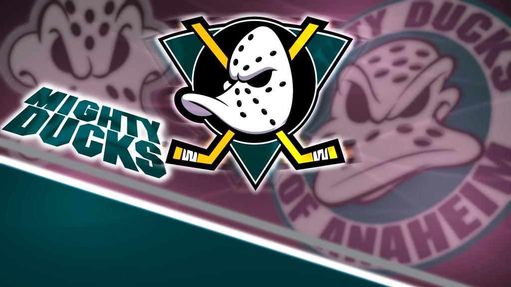 Mighty Ducks Of Anaheim Wallpaper By Nas160 On DeviantArt