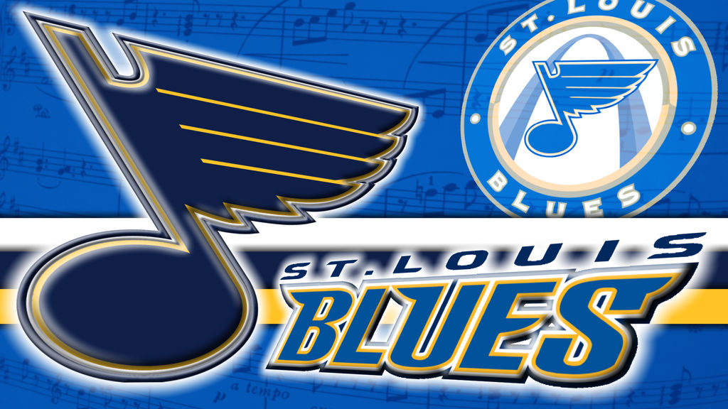 St. Louis Blues Wallpaper by Nas160 on