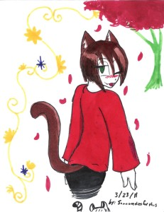 KittyCat-Girl1's Profile Picture