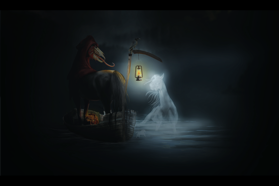 The Ferryman by Sword-Cross