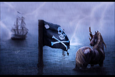 _______.A Pirates Life for Me by Sword-Cross