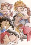 The Disney Kiss