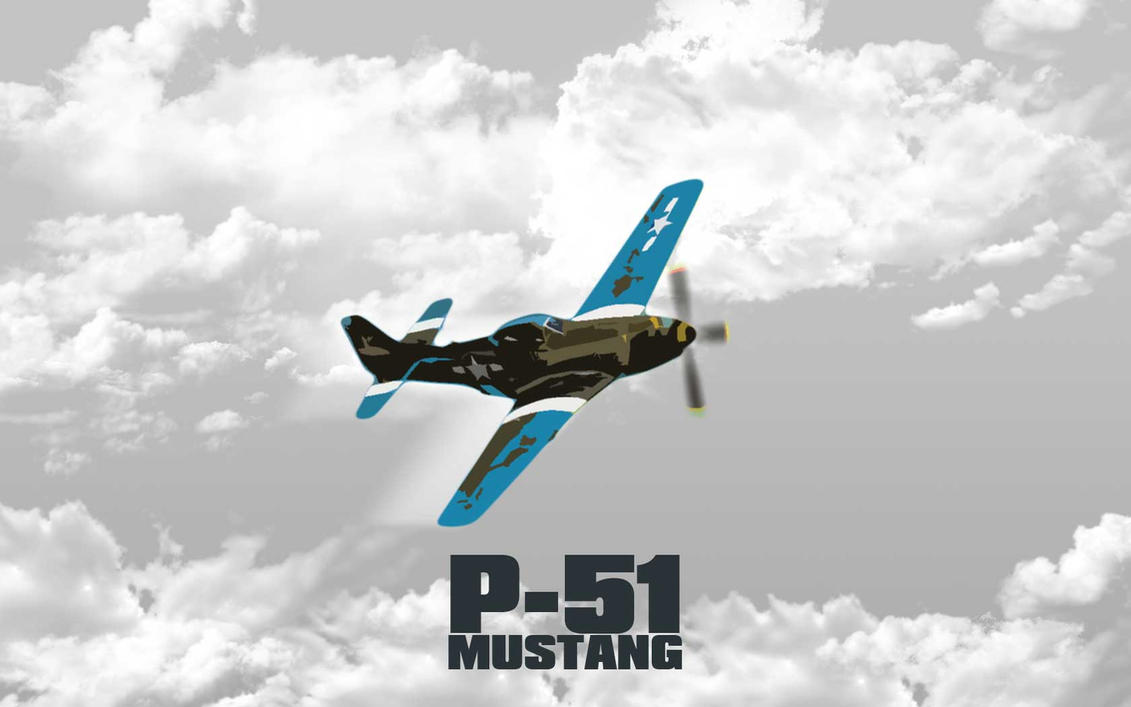 p51 - mustang wallpaperkurtmancelik on deviantart