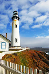 Pigeon Point Lighthouse by theend