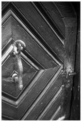 Old Door Knocker by theend