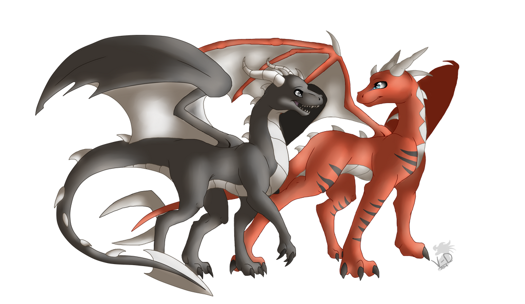 :G: - Brothers by Venus-Dragoness