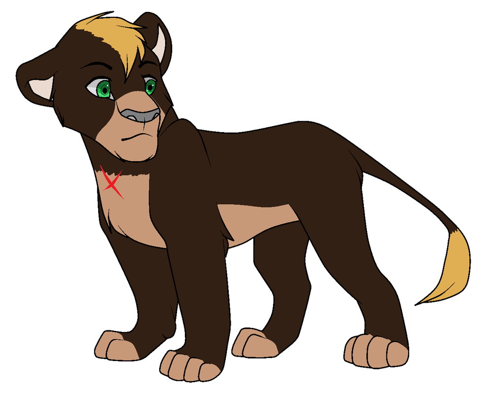 Free Male Lion by akeena7
