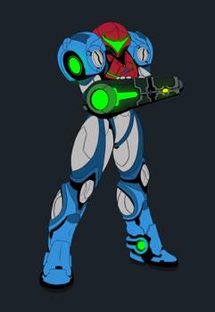 Samus from Metroid Dread