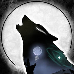 Wolfpicture Background