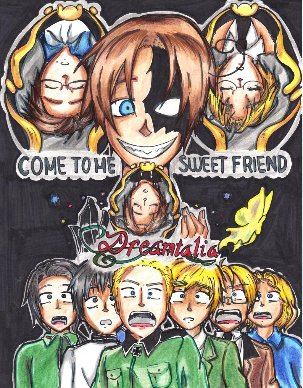 Dreamtalia Poster! by gohagosa