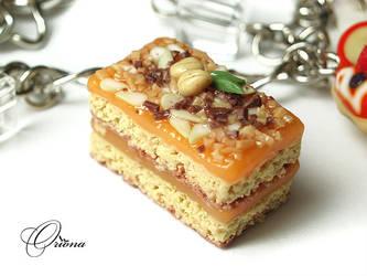 Bracelet 'Cakes' 8 by OrionaJewelry
