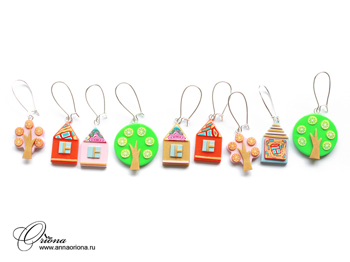 Small town by OrionaJewelry