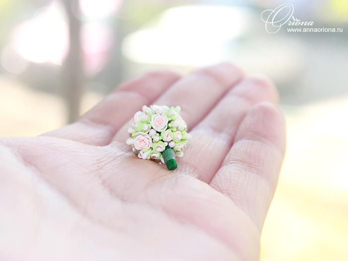 Wedding Bouquet by OrionaJewelry
