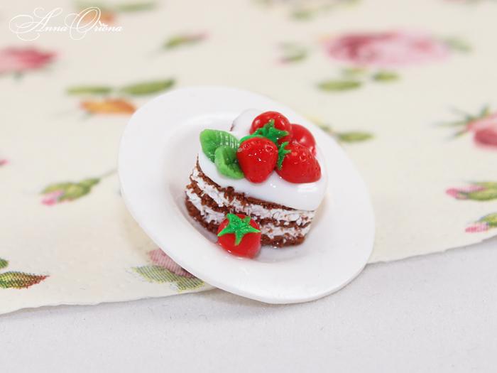 Berry dessert by OrionaJewelry