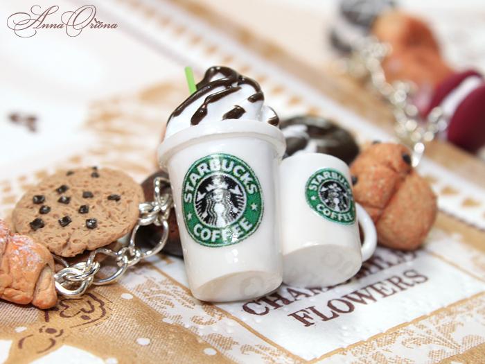 Starbucks by OrionaJewelry