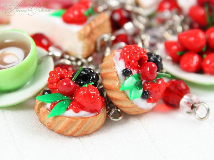 Bracelet Berry desserts