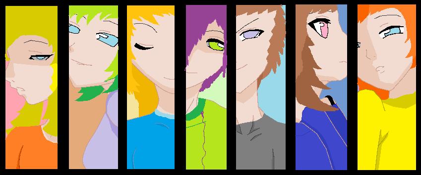 Anime HeadShots! by lennlandry