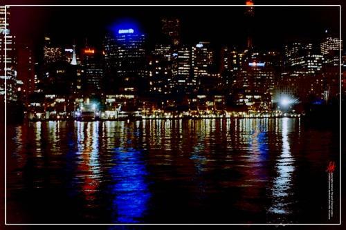 City's Reflection