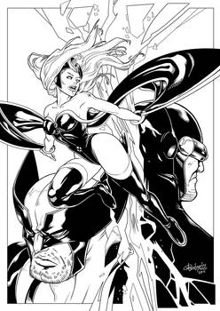 X-Men Trinity
