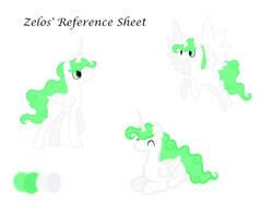 Zelos' Reference Sheet